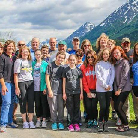 Alaska Mission Team 2017